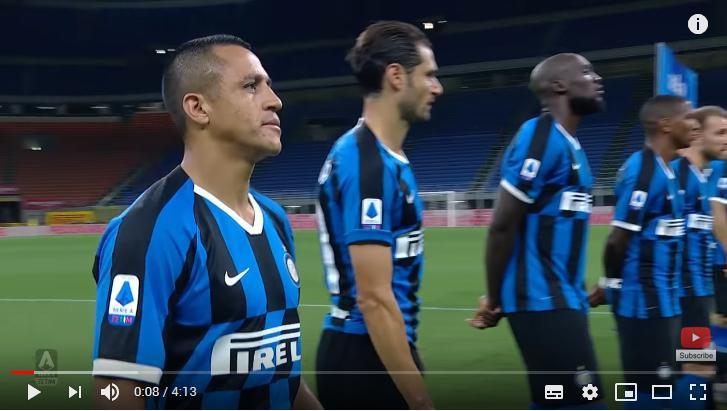 คลิปไฮไลท์ฟุตบอลกัลโช่ เซเรีย อา อิตาลี อินเตอร์ มิลาน 0 - 0 ฟิออเรนติน่า