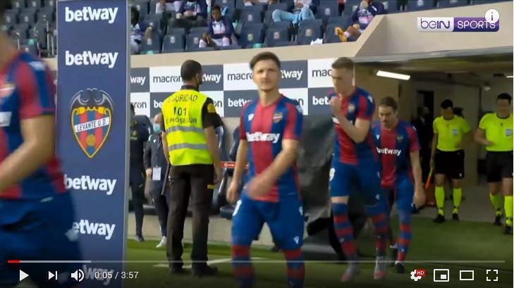 คลิปไฮไลท์ฟุตบอลลาลีกา สเปน เลบานเต้ 0 - 2 เรอัล มาดริด