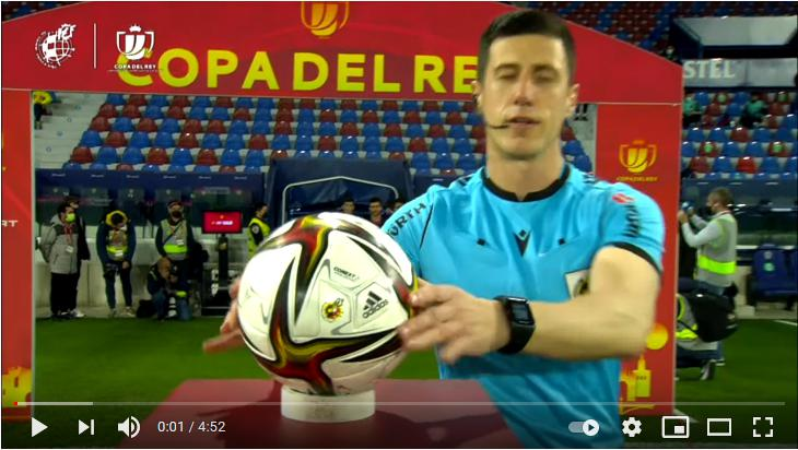 คลิปไฮไลท์ฟุตบอลโคปา เดล เรย์ สเปน เลบานเต้ 0 - 0 บียาร์เรอัล (*ET1-0)